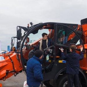 Операторы оценили эргономику кабины Kuhn SPW