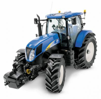 New Holland T6000